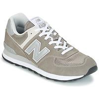 Scarpe Sneakers basse New Balance ML574 Grigio