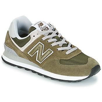 Scarpe Sneakers basse New Balance ML574 Olive