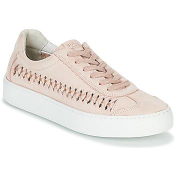 Chaussures Femme Baskets basses Bullboxer PARETE Rose