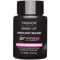 Beauté Femme Dissolvants Fashion Make Up Fashion Make-Up - Dissolvant Mousse 60s Express - 75ml Autres