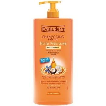 Beauté Shampooings Evoluderm Shampooing Huile précieuse   1L Autres