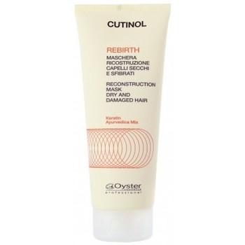 Beauté Soins & Après-shampooing Oyster Professional Oyster Cutinol Rebirth - Masque reconstructeur Cheveux s... Jaune