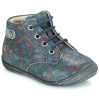 Schuhe Mädchen Boots GBB NICOLE Grau