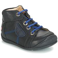 Schuhe Jungen Boots GBB RACINE Schwarz