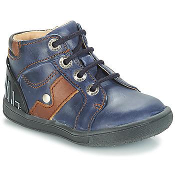 Schuhe Jungen Boots GBB REGIS Blau