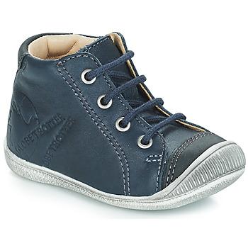 Schuhe Jungen Boots GBB NOE Blau