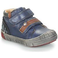 Schuhe Jungen Boots GBB REMI Blau