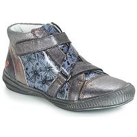 Schuhe Mädchen Boots GBB RADEGONDE Blau