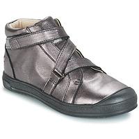 Schuhe Mädchen Boots GBB NADEGE Grau