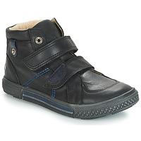Schuhe Jungen Sneaker High GBB RANDALL Schwarz