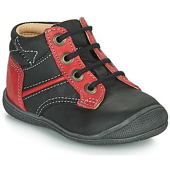 Schuhe Jungen Boots Catimini RATON Rot