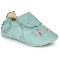 Chaussures Fille Chaussons Catimini RHIZINE Bleu