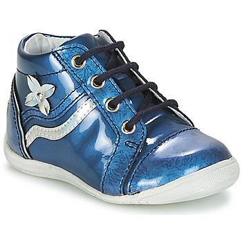 Schuhe Mädchen Boots GBB SHINA Blau