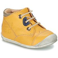 Chaussures Garçon Boots GBB SAMUEL Jaune