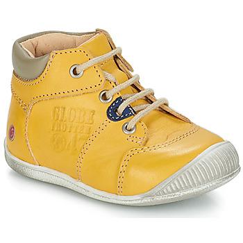 Schuhe Jungen Boots GBB SIMEON Gelb