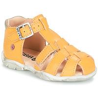 Schuhe Jungen Sandalen / Sandaletten GBB PRIGENT Gelb