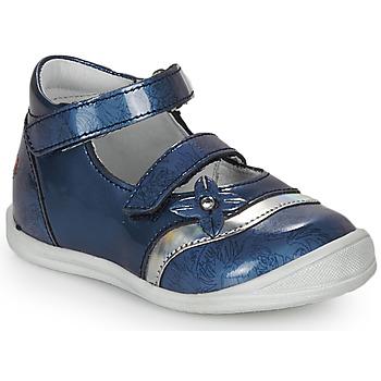 Schuhe Mädchen Sandalen / Sandaletten GBB STACY Blau