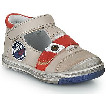 Schuhe Jungen Sandalen / Sandaletten GBB SOREL Beige / Rot