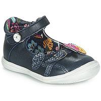 Chaussures Fille Ballerines / babies Catimini SITELLE Marine