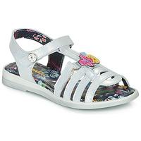 Chaussures Fille Sandales et Nu-pieds Catimini SICALE Blanc