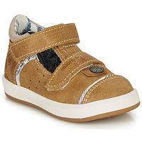 Schuhe Jungen Sandalen / Sandaletten Catimini SAUTERIAU Braun,