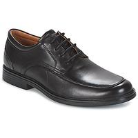 Chaussures Homme Derbies Clarks UN ALDRIC PARK Noir