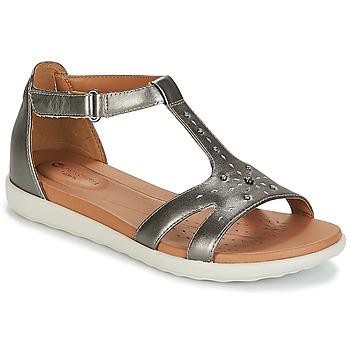Chaussures Femme Sandales et Nu-pieds Clarks UN REISEL MARA Argenté