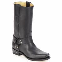 Chaussures Homme Bottes ville Sendra boots EDDY Noir