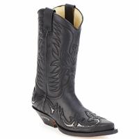 Chaussures Bottes ville Sendra boots CLIFF Noir