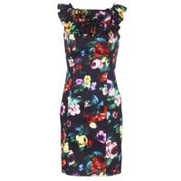 Kleidung Damen Kurze Kleider Love Moschino WVG3100 Bunt