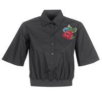 Vêtements Femme Chemises / Chemisiers Love Moschino WCC5401 Noir
