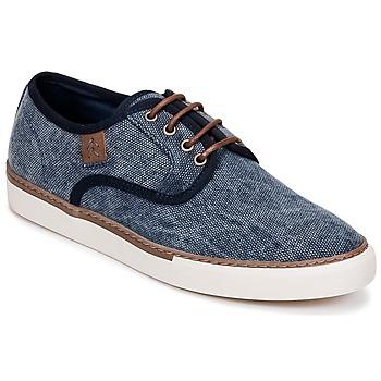 Scarpe Uomo Sneakers basse Casual Attitude IOOUTE Blu