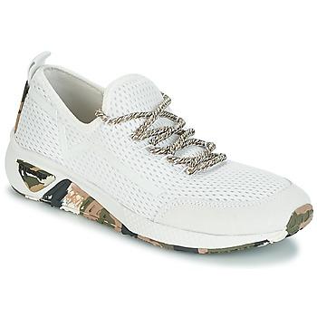 Schuhe Damen Sneaker Low Diesel S-BKY Weiß
