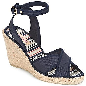 Schuhe Damen Sandalen / Sandaletten Pare Gabia KLINADA Marine