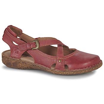 Schuhe Damen Sandalen / Sandaletten Josef Seibel ROSALIE 13 Rot