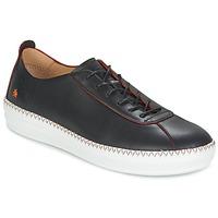 Schuhe Damen Sneaker Low Art TIBIDABO 1342 Schwarz