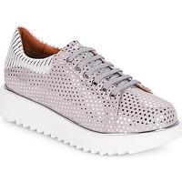 Schuhe Damen Sneaker Cristofoli DOUNO Grau