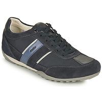Scarpe Uomo Sneakers basse Geox U WELLS C Blu