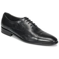 Schuhe Herren Richelieu So Size LOJA Schwarz