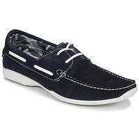 Schuhe Herren Bootsschuhe So Size ELIZA Marineblau