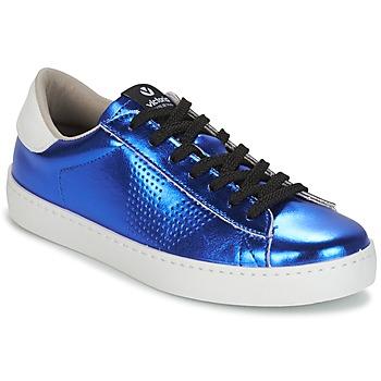 Scarpe Donna Sneakers basse Victoria DEPORTIVO METALIZADO Blu