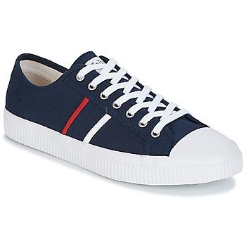 Scarpe Uomo Sneakers basse Jim Rickey TROPHY Marine / Rosso / Bianco