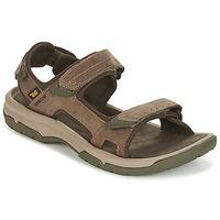 Schuhe Herren Sandalen / Sandaletten Teva LANGDON SANDAL Braun