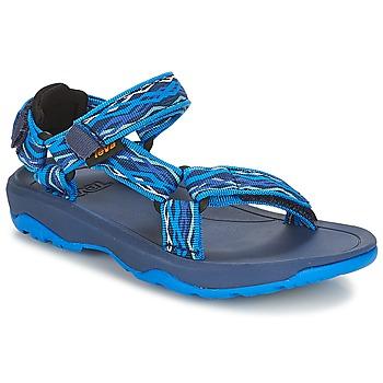 Chaussures Enfant Sandales sport Teva HURRICANE XLT 2 Bleu