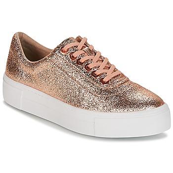 Schuhe Damen Sneaker Low Tamaris FACAPI Rose