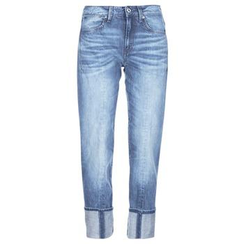 Vêtements Femme Jeans 3/4 & 7/8 G-Star Raw LANC 3D HIGH STRAIGHT 11ozsena