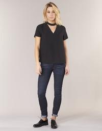 Vêtements Femme Jeans skinny G-Star Raw 5622 MID SKINNY Leunt KBKQD