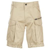 Abbigliamento Uomo Shorts / Bermuda G-Star Raw ROVIC ZIP LOOSE 1/2 Beige