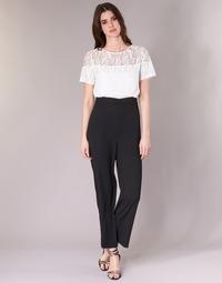 Kleidung Damen Overalls / Latzhosen Molly Bracken YURITOE Weiß