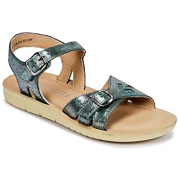 Chaussures Fille Sandales et Nu-pieds Start Rite SR SOFT HARPER Vert